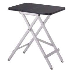 Tavolino in alluminio pieghevole Small