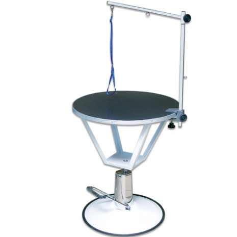 Tavolo toelettatura idraulico Mercure
