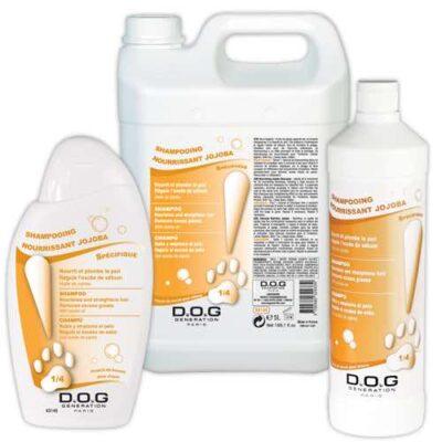 Shampoo per cani nutriente dog generation