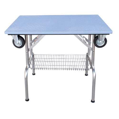 Tavolo carrello con piano in ABS