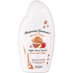 Shampoo per cani al muffin alla mela caramellata.