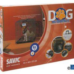 Gabbia per cani da interno taglia Medio piccola T61