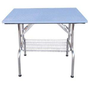 Tavolo da toelettatura per expo con piano in ABS Small