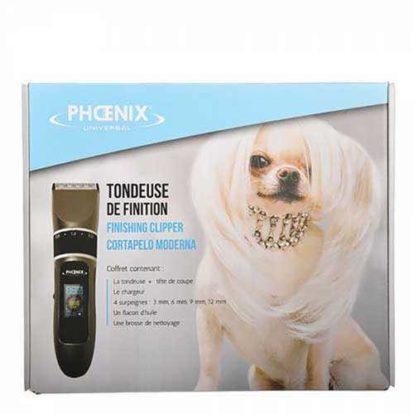 Tosatrice elettrica per cani a batteria Metrotic Phoenix