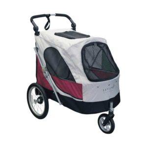 Passeggino cani a tre ruote Avventura XL