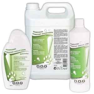 shampoo per cani idratante