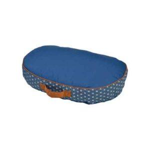 Cuscino Blu Bobby Asanoha
