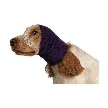 Paraorecchie per cani Ear Buddy viola